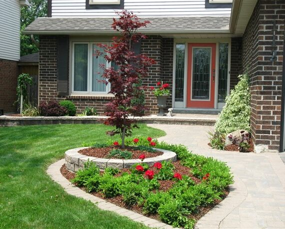 Beautify Your Garden with Landscaping Around Trees