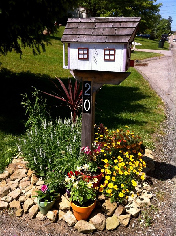 Wooden Mailbox Ideas That Will Welcome Your Guests Home Garden Inspiring Interior Outdoor And Diy Ideas