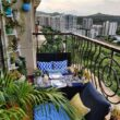 Apartment Balcony Design with Creative Ideas